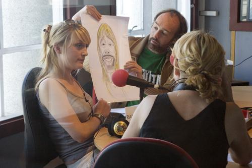 Dawn's radio interview